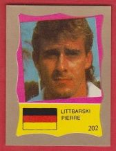 West Germany Pierre Littbarski 202